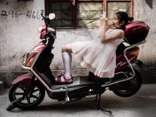 Girl/ Hongzhen Lu