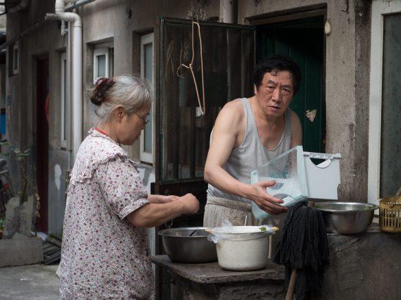 Hongzhen Lu/ Daily Chores