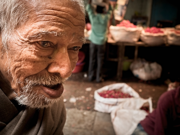 Man Passes. KR Market