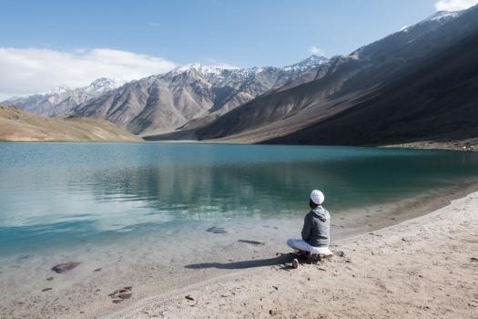 Chandratal Lake (Spiti Valley)