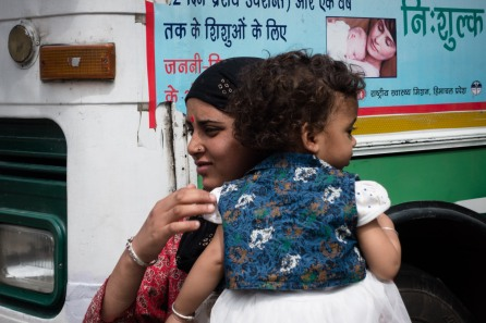 Mother and Child (Manali)